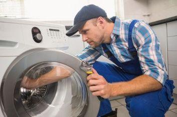machine à laver est en panne