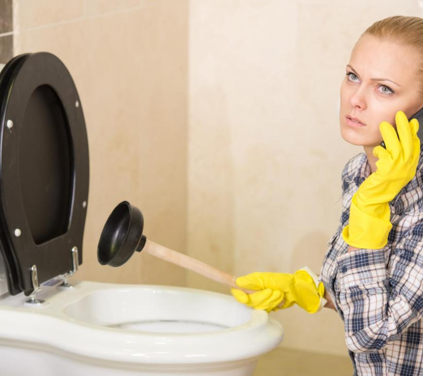 dépannage WC
