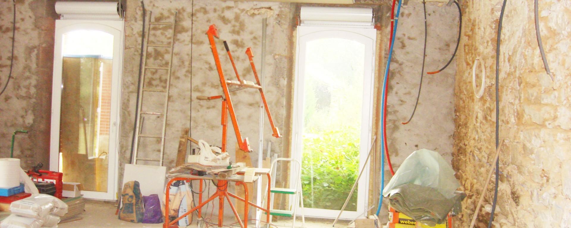 renovation