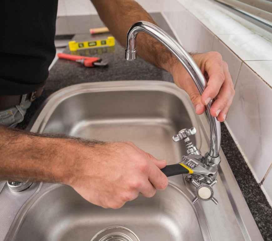 changer un robinet de lavabo