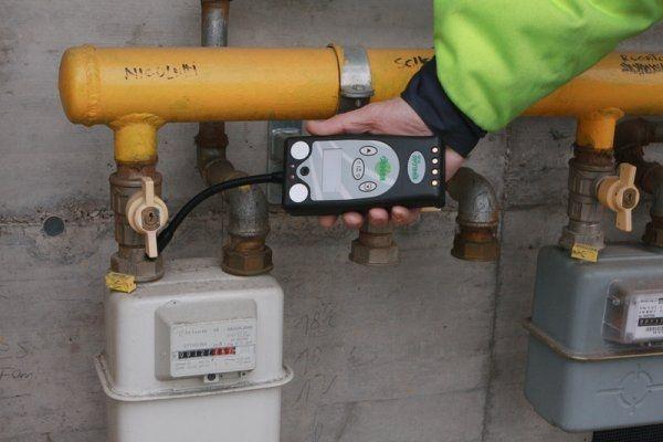 Recherche et réparation fuite gaz 94