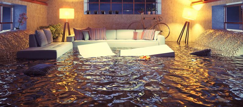 fuite d'eau maison